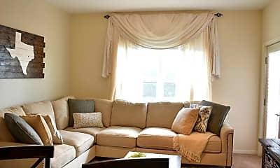 Living Room, The Regency Gardens, 2
