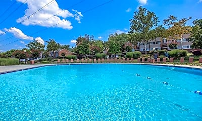 Pool, Windover Apartments, 0