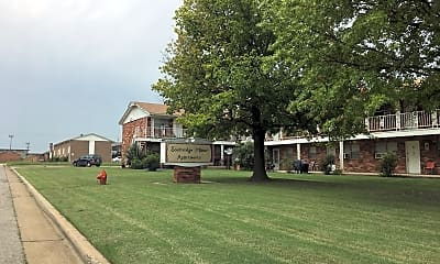 Southridge Manor Apartments, 1