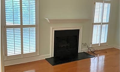 Living Room, 7500 Roswell Rd 29, 1