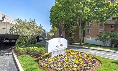Community Signage, 24 Village Way, 2