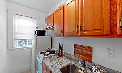 Kitchen, 24 Westland Avenue, Unit 29, 1