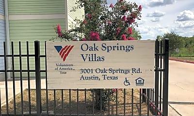 Oak Springs Villas Apartments, 1