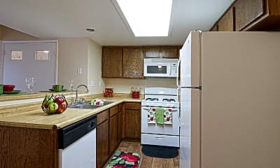 Kitchen, Barstonian, 1