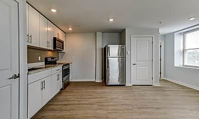 Kitchen, Tioga Luxury Apartments, 1