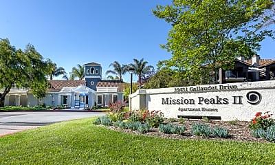 Mission Peaks II, 1