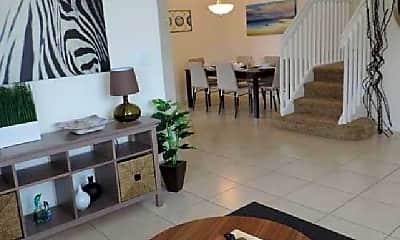 Living Room, 1427 SE 24th Rd, 1