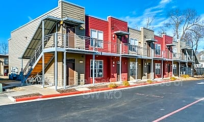 Building, 1200 W Walnut St, 1