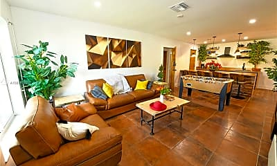 Living Room, 1740 NE 49th St 1111, 0