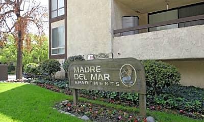 Community Signage, 2330 E Del Mar Boulevard, 2