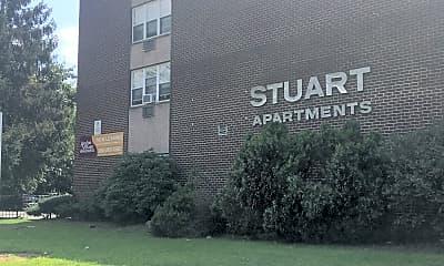Stuart Apartments, 1