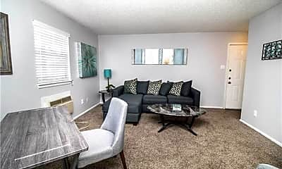 Living Room, 3211 35th St 3A, 0