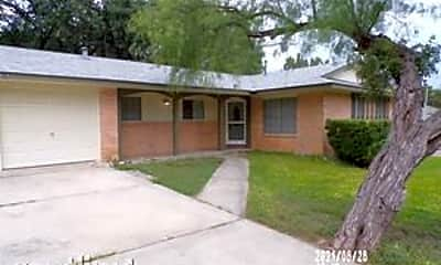 Building, 6815 Farrow, 1