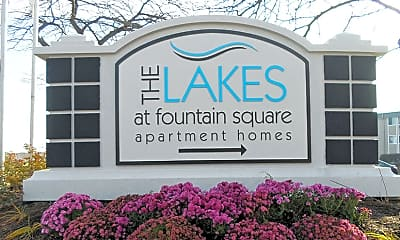 The Lakes at Fountain Square, 2