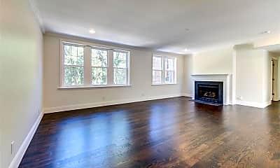 Living Room, 7538 Wydown Blvd 2B, 1