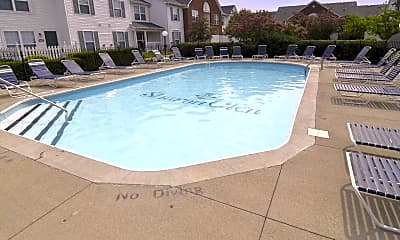 Pool, Sharon Glen, 2