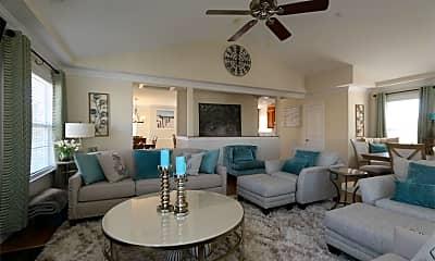Living Room, 305 26th St, 1