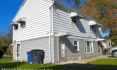 Building, 124 S Maple St, 0
