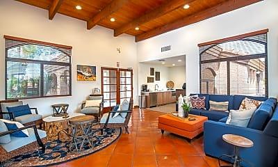 Living Room, Salado Springs, 1