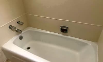 Bathroom, 3017 Delta Ave, 2