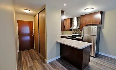 Kitchen, Riverside Flats, 0