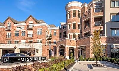 Building, Mission 106, 2