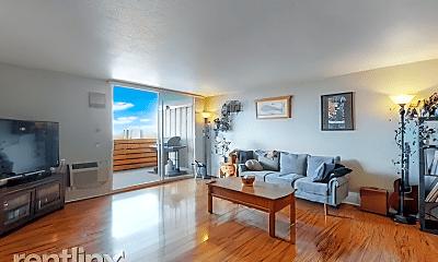 Living Room, 1029 E 8th Ave, 0