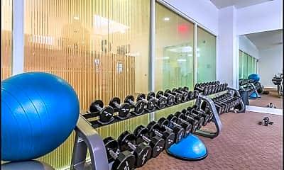 Fitness Weight Room, 4 Beacon Way 1613, 2