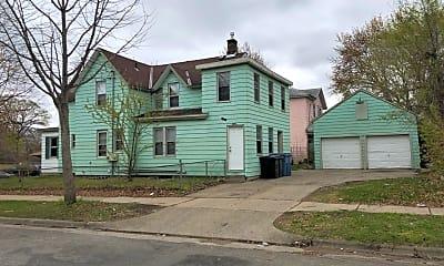 Building, 2327 N 6th St, 2