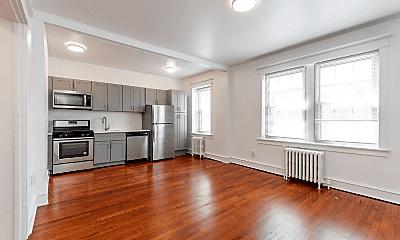 Living Room, 4311 Spruce St, 0