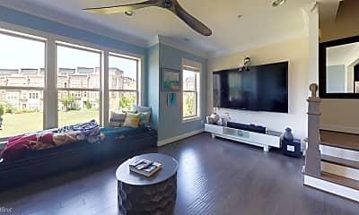 Living Room, 859 Regents Square, 1