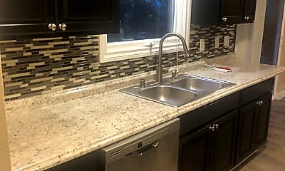 Kitchen, 11614 Dawn Street, Unit 1, 1