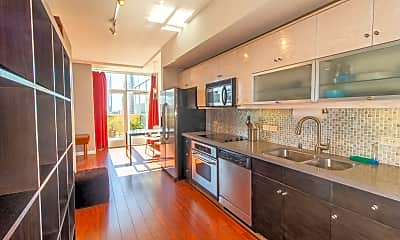 Kitchen, 350 W Ash St 1110, 1