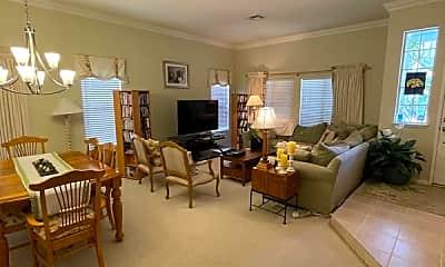 Living Room, 12437 Silver Saddle Dr, 2