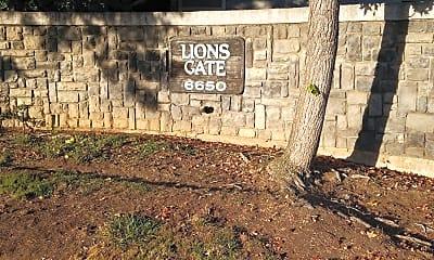 Lions Gate Apartments, 1