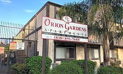 Orion Gardens Apartments, 1
