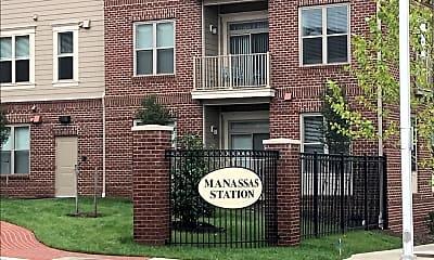 Manassas Station Apartments, 1