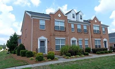 Building, 3810 York Alley, 1