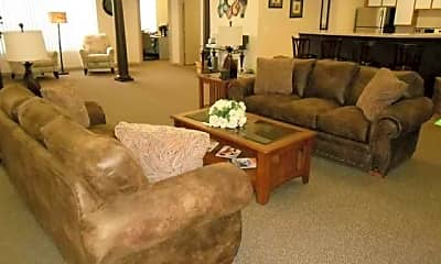 Living Room, Pineview Estates, 2