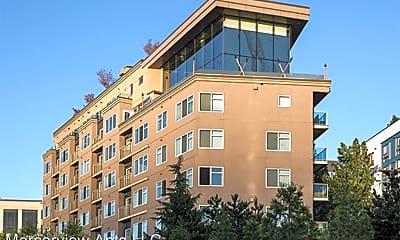 Building, 1200 Mercer St, 1