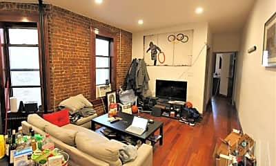 Living Room, 108 E 97th St, 0