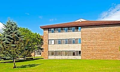 Building, Mueller Manor, 1