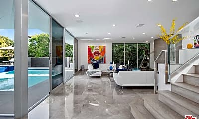 Living Room, 1250 Angelo Dr, 1