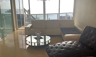 Living Room, 18911 Collins Ave 706, 0