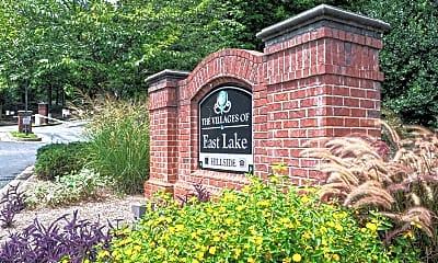 Community Signage, The Villages Of East Lake Ph I & II, 1