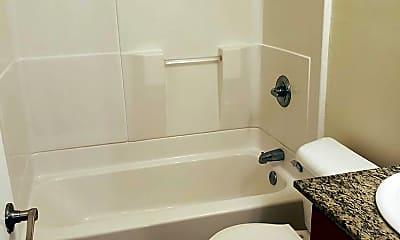 Bathroom, 6417 Willow Ln, 2