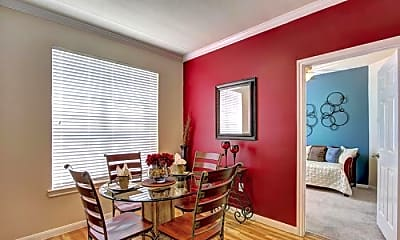 Dining Room, 2777 Woodland Park Dr, 1