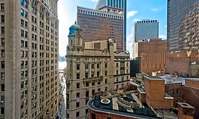Building, 15 William St 12-D, 1
