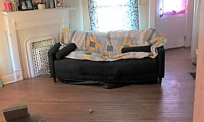 Living Room, 43 Grosvenor St, 1