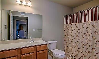 Bathroom, The Pointe at Texarkana, 2